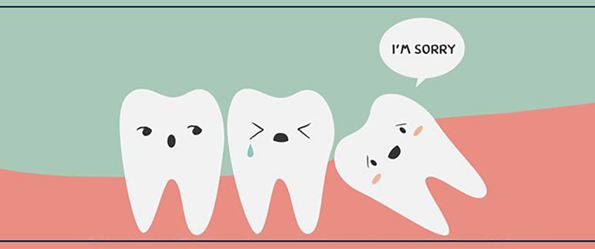 Why Do I Need To Have My Wisdom Teeth Removed? | HARBOUR POINTE