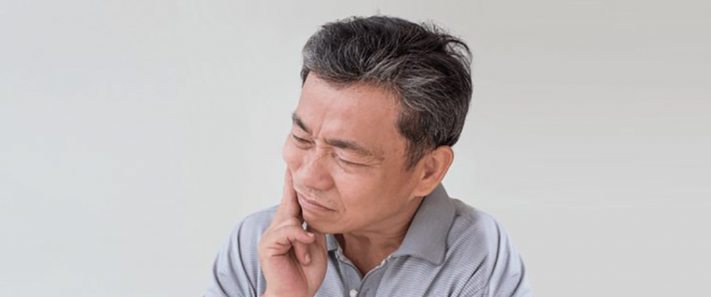 5 Common Dental Problems for Patients over 60 Years