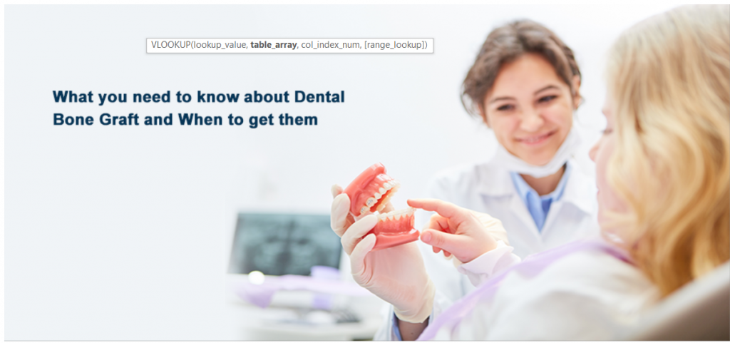 What you Need to Know about Dental Bone Grafts and When to Get Them